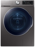 "WW22N6850QX Samsung 24"" Front Load Washer with QuickDrive and PowerFoam - Inox Grey"
