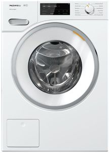 "WWB020WCS Miele 24"" Classic Series Front Load Washer with Patented Honeycomb Drum - White"