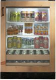 "ZDBI240HII Monogram 24"" Beverage Center - Custom Panel"