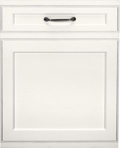 """ZDT925SINII Monogram 24"""" Smart Fully Integrated Dishwasher with 42 dBa and Third Rack - Custom Panel"""