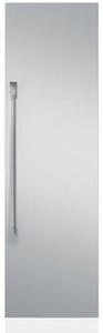 """ZKCSP244 Monogram 24"""" Right Hinge Panel with Pro Handle - Stainless Steel"""