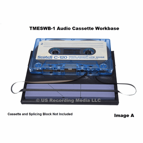 TMESWB-1 Audio Cassette Repair Work Station (Base Only)