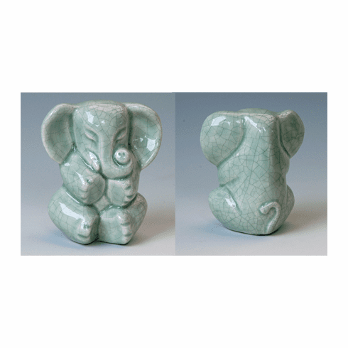 Baby Buddha Elephant FREE shipping within the U.S.A. International orders email for shipping cost.