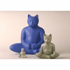 Buddha Cats and Animals