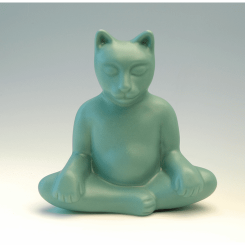 Medium Buddha Cat