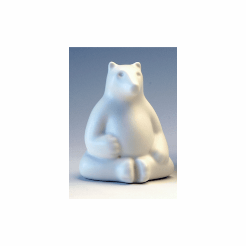 Sitting Baby Polar Bear Select First Class mail for $8 domestic shipping.