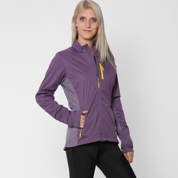 Adidas Xperior Active Jacket in Ash Purple/Ochre