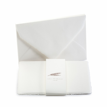Amalfi Flat Cards with Envelopes (8 ct) (4.5 x 6.75)