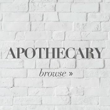 Apothecary Sale
