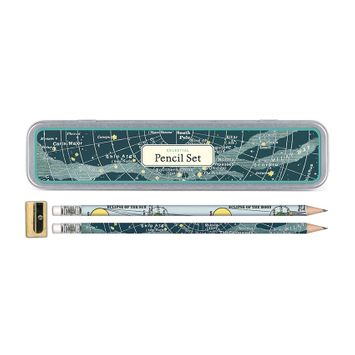 Cavallini Celestial Pencil Set (10 ct)