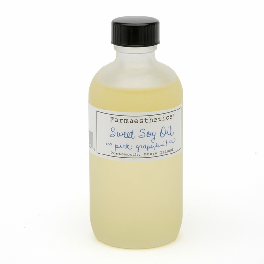 Farmaesthetics Sweet Soy Body Oil ( Grapefruit )