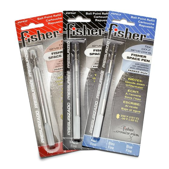 Fisher Fine Point Space Pen Refill ( Red )