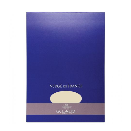 G. Lalo Verge De France Medium Tablet (5.75 x 8.25) ( Champagne )