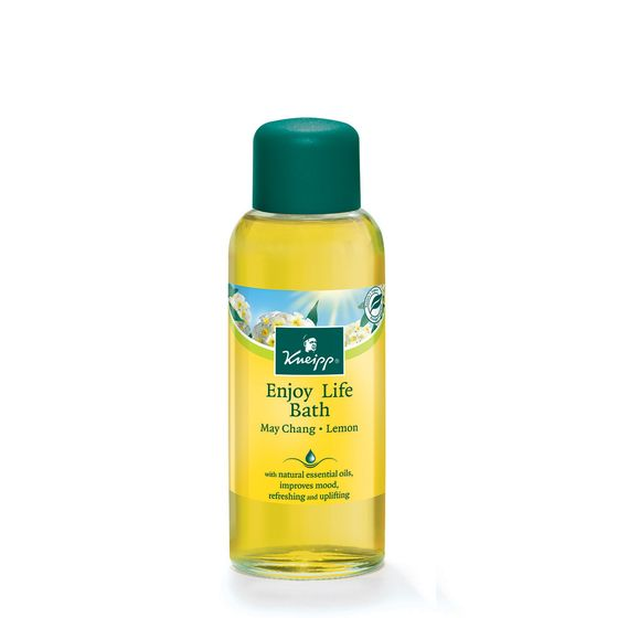 Kneipp Herbal Bath Oils ( May Chang & Lemon (Enjoy Life) )