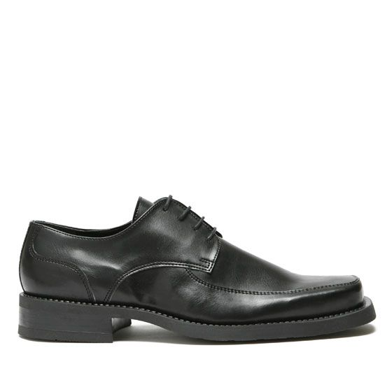 Novacas Justin Lace-up Shoe ( Black )