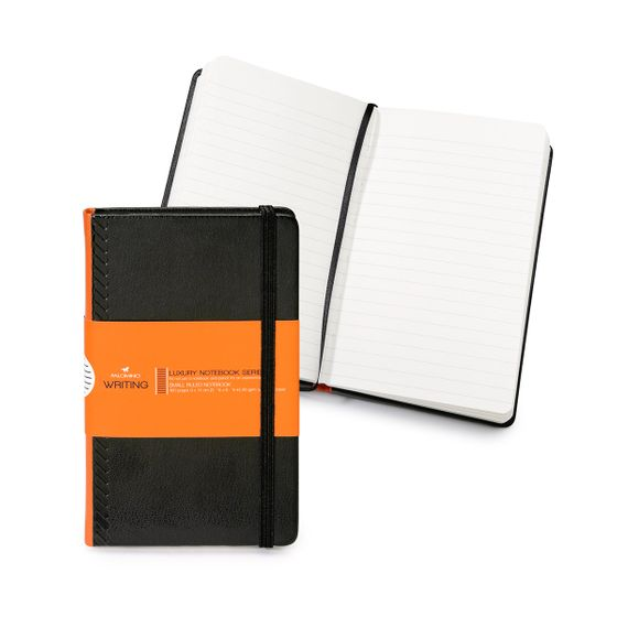Palomino Luxury Small Hard Cover Notebook (3.5 x 5.5) ( Ruled )