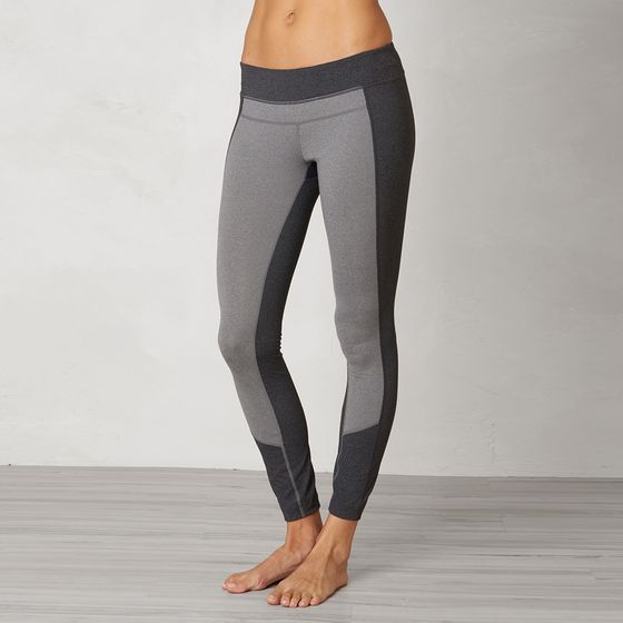 Prana Gabi Legging ( Charcoal Heather )