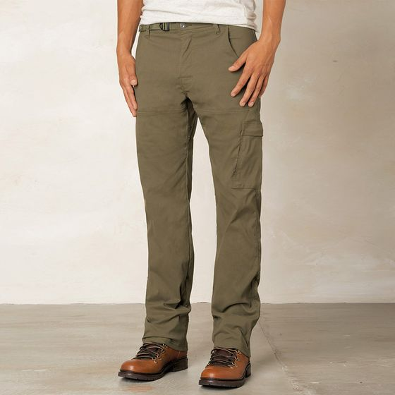 Prana Stretch Zion Pant ( Cargo Green )