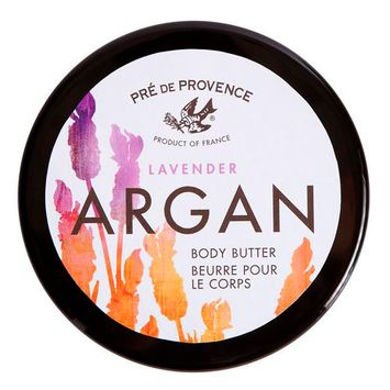 Pre de Provence Argan Body Butter in Lavender