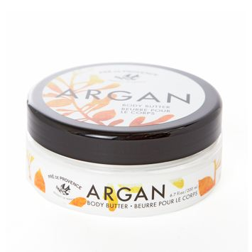 Pre de Provence Argan Body Butter in Original (Sweet Orange)