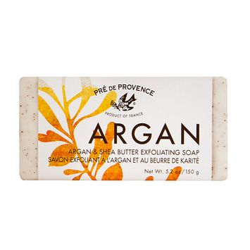 Pre de Provence Argan & Shea Butter Soap (150g) in Exfoliating