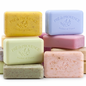 Pre de Provence Large French Bath Soap (250g) in Spiced Rum