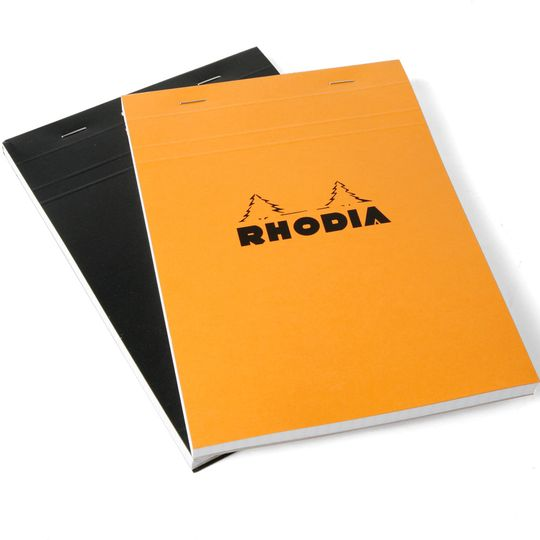 Rhodia Top Staple Bound No. 16 Notepad (6 x 8.25)