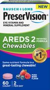 PreserVision AREDS 2 Formula Chewables