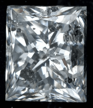 1.40 Carat Square Cut Loose Diamond
