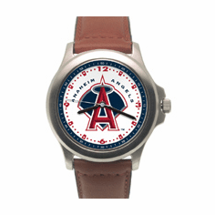 Anaheim Angels MLB Baseball Rookie Licensed Watch