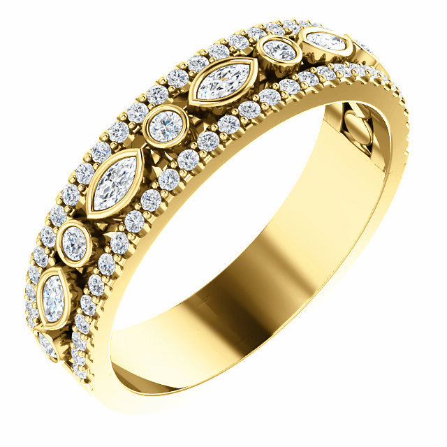 Anniversary & Eternity Bands