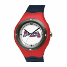 Big Kids MLB Atlanta Braves Watch