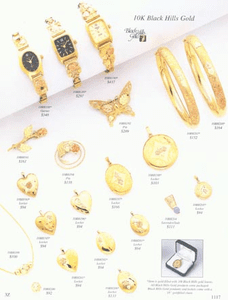 Black Hills Gold Jewelry & Watches