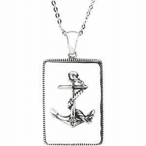 Cancer Courage Pendant & Chain