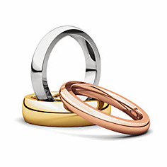Comfort Fit Heavy Weddings Bands, Buy one, Get One Free