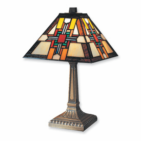 Dale Tiffany Morning Star Accent Lamp