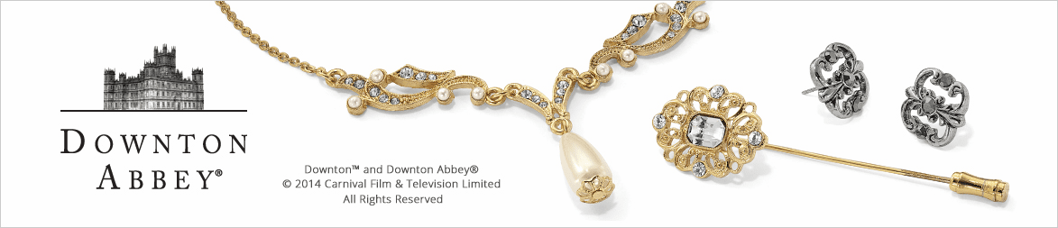 Downton Abbey Jewelry Collection