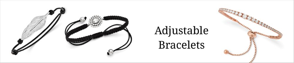 Friendship and Adjustable Bracelets