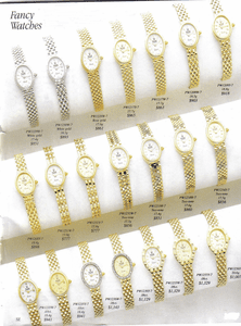 Gold Watches for Sale