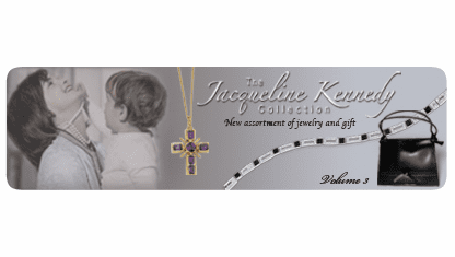 Jackie Kennedy Jewelry Collection by Camrose and Kross