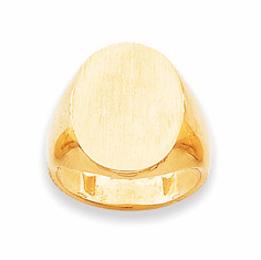 Men's Nugget & Signet Rings