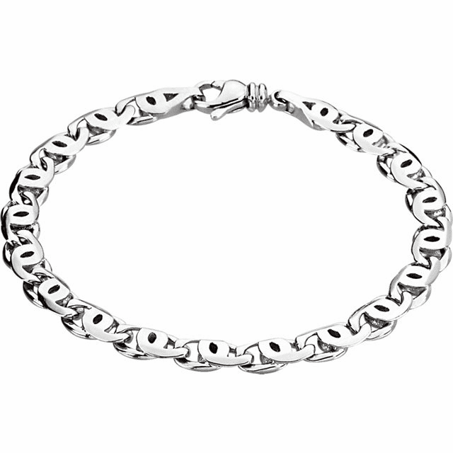 Men's Platinum Bracelets