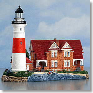 Middle Island Michigan Lighthouse