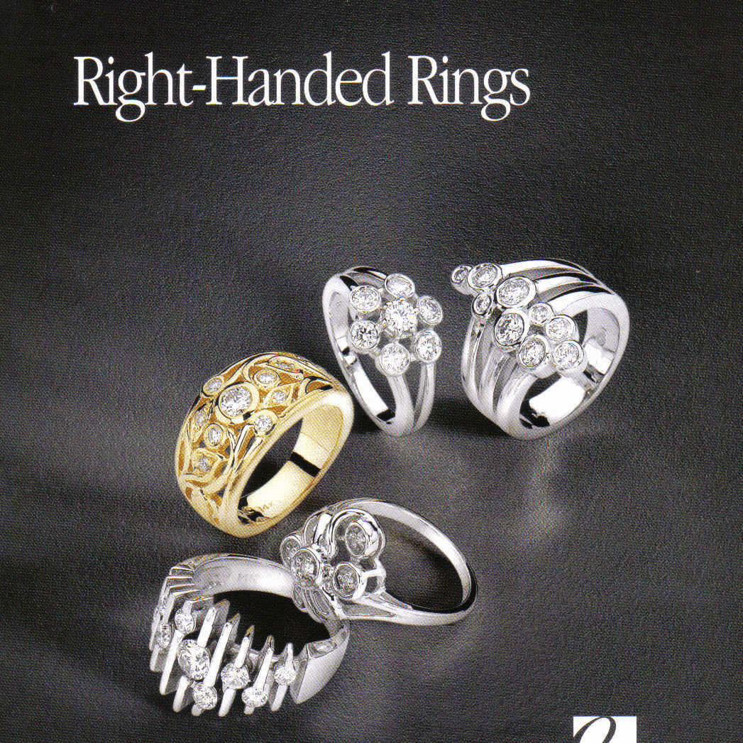 Right Hand Diamond  Rings or Cocktail Rings
