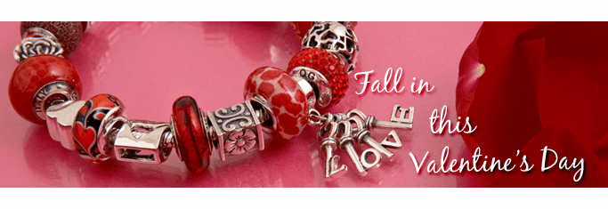Sterling Silver Love Story Bead Bracelet with Free Pair of Pearl Earrings