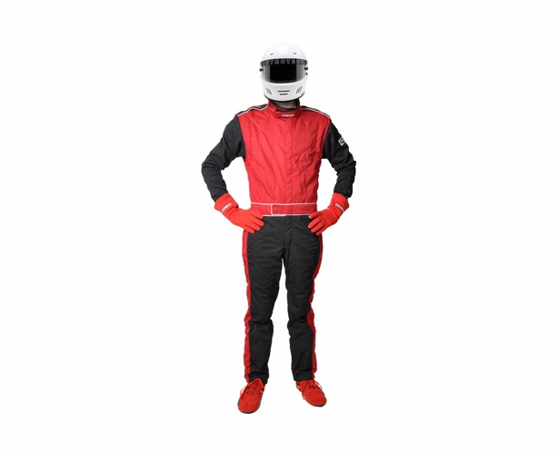 1 Piece SDX Nomex SFI-5 Race Suit - 2 Layer SFI 3-2A/5  by Pyrotect - alternative view 2