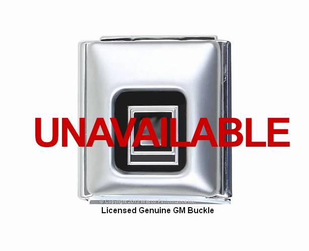 3 Point Retractable Seat Belt GM Seatbelt Buckle for Convertibles or Hardtops - alternative view 1