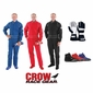 Crow 1-Piece SFI-1 Racing Suit Package