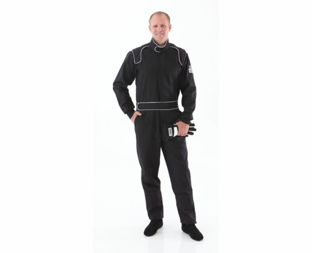Crow 1-Piece SFI-1 Racing Suit Package - alternative view 1