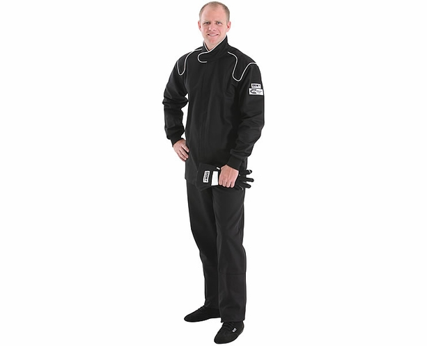 Crow 2-Piece SFI-1 Racing Suit Package - alternative view 1